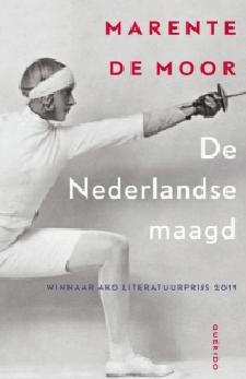 Boek Cover De Nederlandse maagd