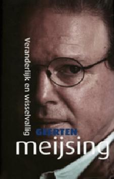 Boek Cover Veranderlijk en wisselvallig