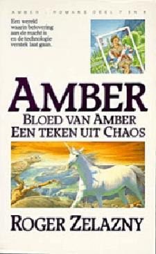 Book Cover: FRZ 7 Bloed van Amber
