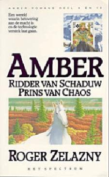 Boek Cover FRZ 10 Prins van Chaos