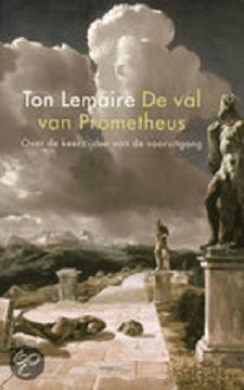De val van Prometheus Boek omslag
