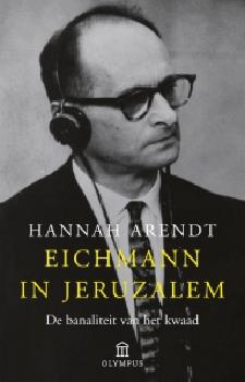 Eichmann in Jeruzalem Boek omslag
