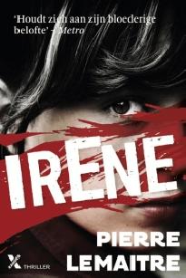 Cover Irene  van Pierre Lemaitre