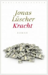 Cover van Kracht van Jonas Lüscher