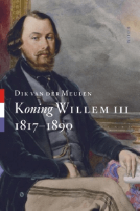 Koning Willem III door Dik van der Meulen