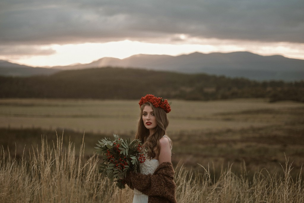 Documentary Scottish Wedding