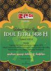 Selamat Hari Raya Idul Fitri 1438 H Jaringan Kerja Pemetaan