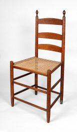 Important Shaker Tilting Side Chair - SOLD - JKR Antiques