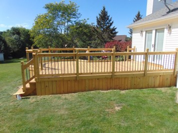 Stained Deck 2