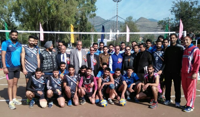 State Volleyball Championship kicks off at Poonch