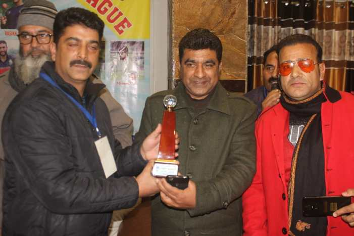 Anantnag Cricket Premier League kicks off in Anantnag