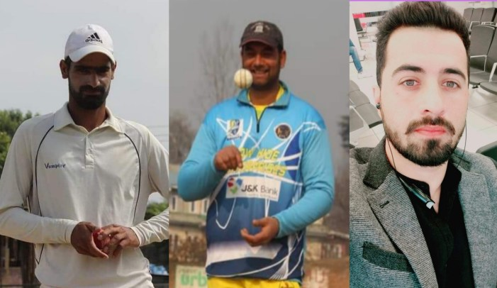 JKCA Trail Match : Abid Nabi, Waseem Raza and Mujteba Rizvi shines