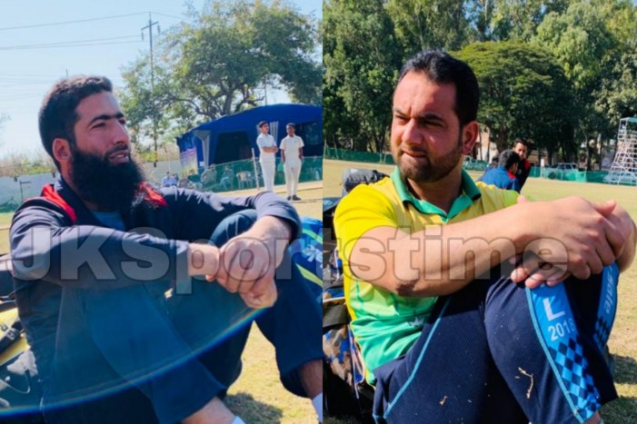 Mudasir and Abid Nabi couldn't find place in JKCA T20 team