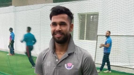 JKCA vs Jharkhand: Two quick wickets falls in JKCA innings