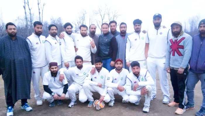 Veerian Cricket Academy wins thriller by one run against NSK Marhama