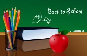 Back to School September