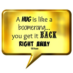 Boomerang Hug