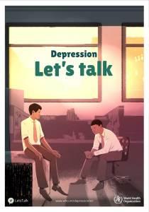 talk about depression