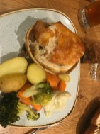 My steak and ale pie