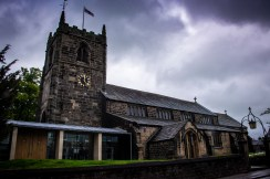 A very cool church in Ilkley