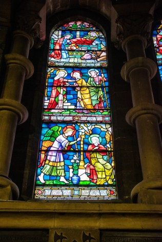 And more great stained glass