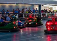 More bumper car fun
