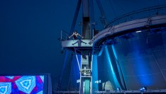 The Ocean Aria show