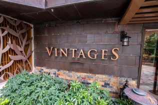 Vintages, a wine and tapas bar in Central Park