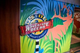 Adventure Ocean, the kid's club