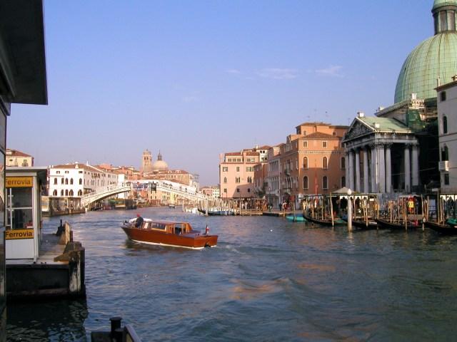 Venice in the sunshine
