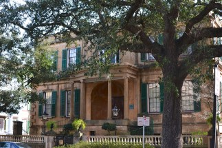 Savannah, GA old house