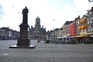Main square Delft