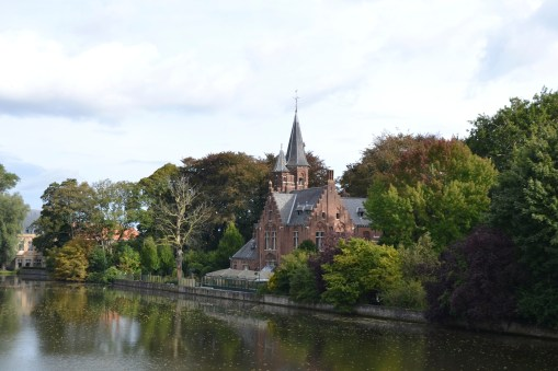 Castle in Bruges