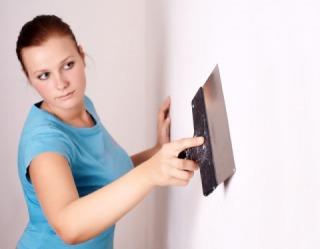 Как покрасить стены на кухне (39 фото) своими руками ...