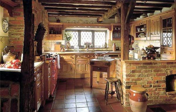 Кухонная мебель для дачи (39 фото), сборка дачного ...