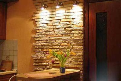 Декор стен на кухне (42 фото) – креативные идеи