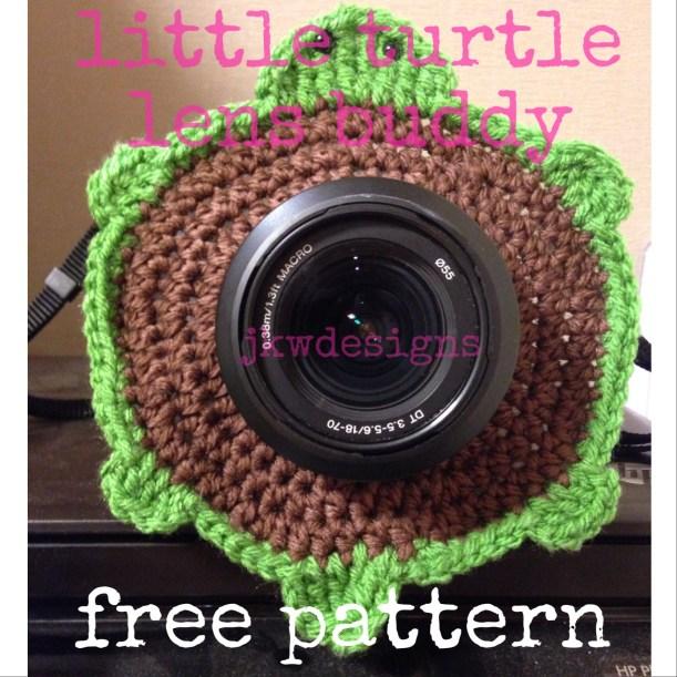 little turtle lens buddy