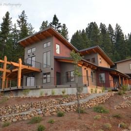 Hudlow Mountain Residence