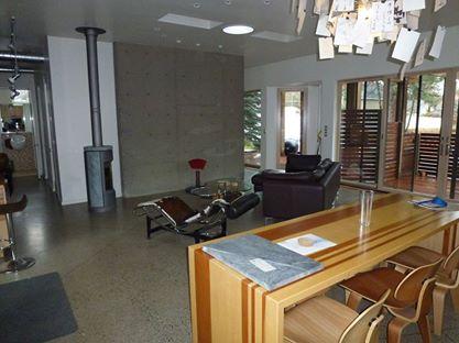 Sundial House Interior