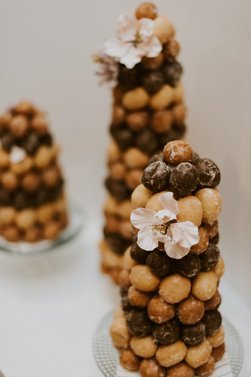 Timbit Tower