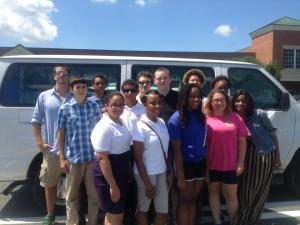 Jl Alumni Service Trip, 2013