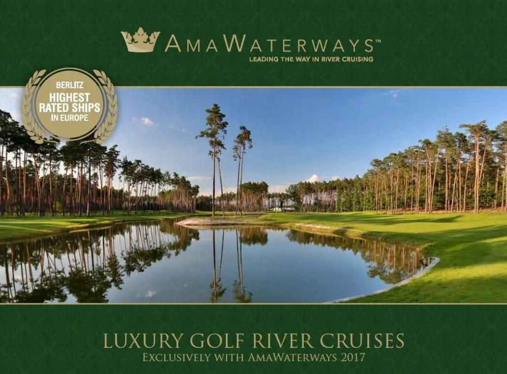 Golf on AmaWaterways