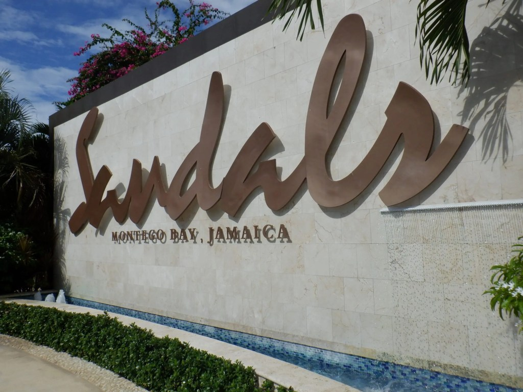 Sandals MoBay, Sandals and Beaches - Day 4