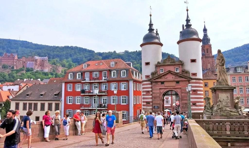 The Karl Theodor Bridge