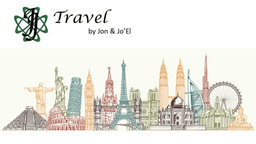 Contact Us - Travel by Jon & Jo'El