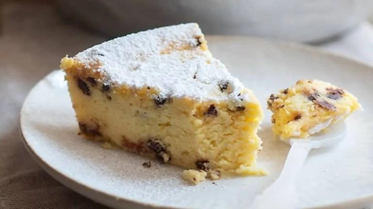 A decadent Sicilian dessert