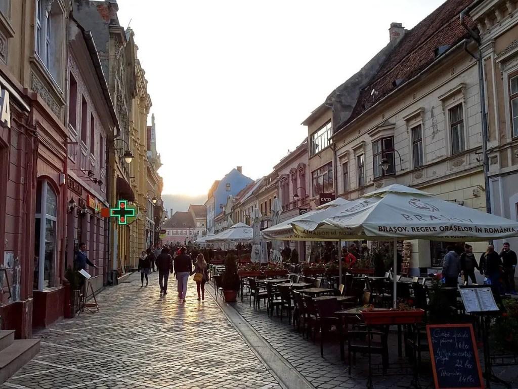 Brasov Cafes