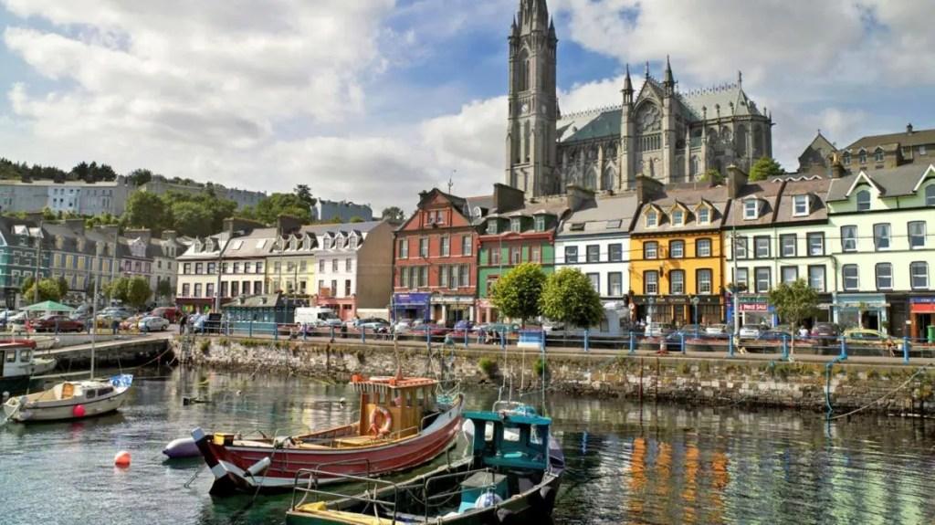The City of Cork