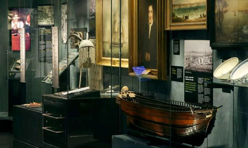 Liverpool Slavery Museum