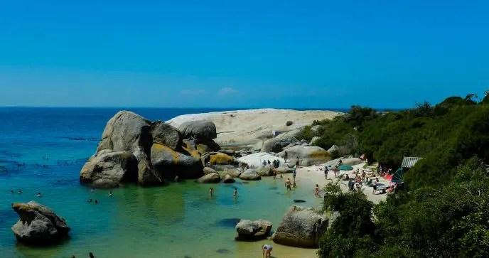 Great hidden beaches